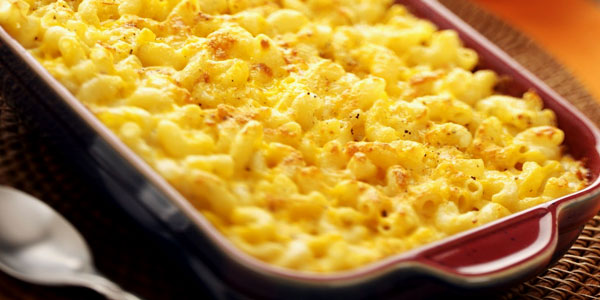 four cheese macaroni four cheese macaroni recipe myrecipes and cheese ...