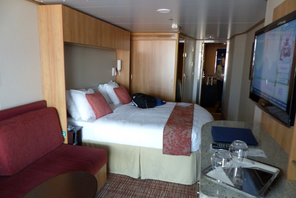P0442 - View stateroom on Reflection