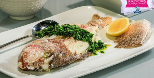 Ep4 Whole Fish With Gremolata - low res with logo