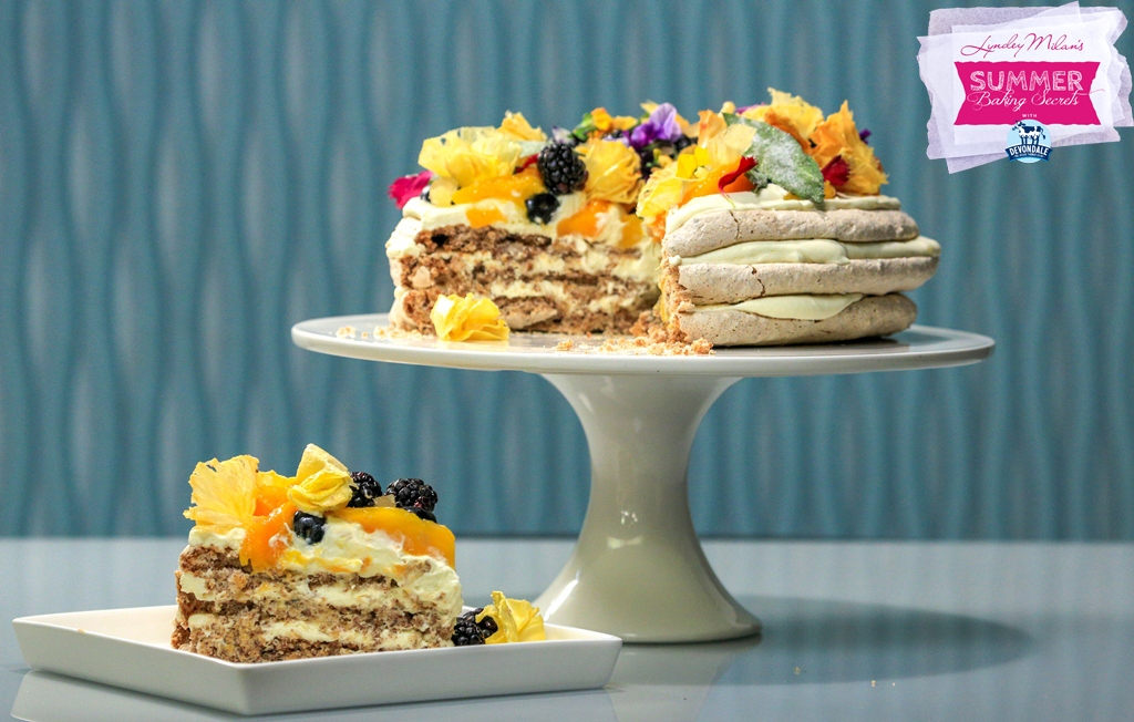 Ep6 Layered Hazelnut Meringue Cake - low res with logo