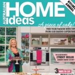 On the Cover of Australian Home Ideas