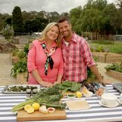 Filming Taste of Australia with Pete Evans
