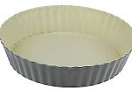 Deep-fluted Flan Tin