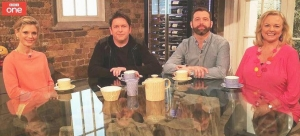 Guest chef on Saturday Kitchen 2015